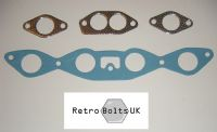 Ford Xflow Inlet & Exhaust Manifold Gaskets